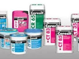 01. см-11 ceresit см-11 pro клеюча суміш, мішок 27 кг ceresi