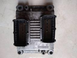 0261207727 0 261 207 727 00552049900 55204990 блок управления двигателя Alfa Romeo 147 1, 6