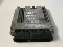 0281013845 блок управление двигателем Jeep Patriot 2. 0 CRD.