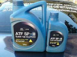 04500-00100 Трансмиссионное масло Hyundai ATF SP-III, 1л