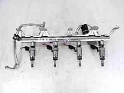 06J133036B топливная рейка, форсунки Audi A4 B8 1. 8 TFSI.
