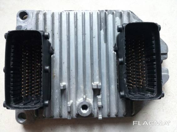 блок управления двигателя, 09115113 9115113 5WK9155 Simtec71