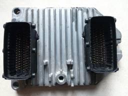 блок управления двигателя, 09115113 9115113 5WK9155 Simtec71 - фото 1