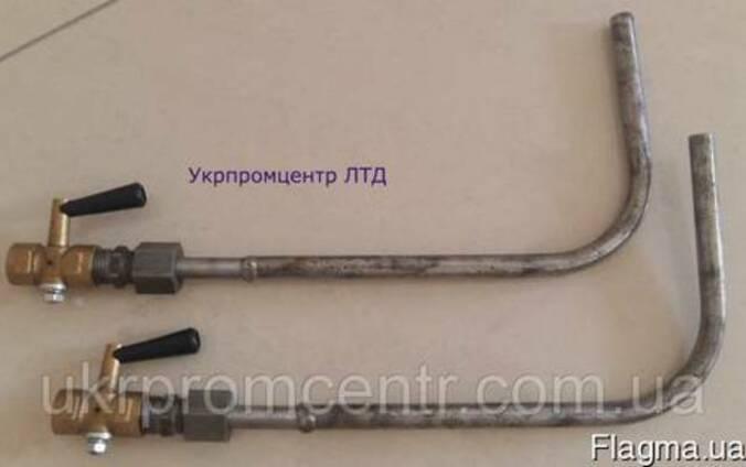 1,6-70У (ЗК14-2-2-02) отборное устройство давления угловое