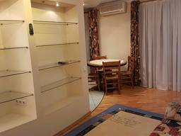 1-к квартира -студия в центре , к. маркса/ленина, только эл-