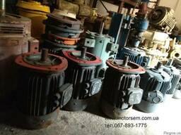 10 квт Электродвигатель 9, 5 квт 3000-1500-1000 об/мин. Цена