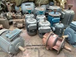 10 кВт Электродвигатели 13 кВт; 17 кВт и др. Цена Фото АО-2