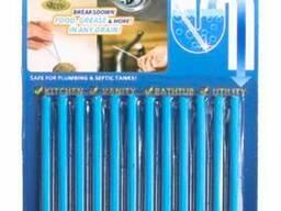 10 наборов палочек для устранения засоров в трубах Sani. ..