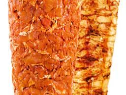 100% куриное мясо для Шаурмы маринованное замороженное!
