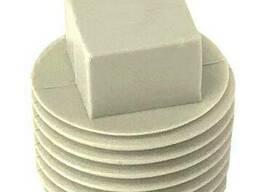 1026 Заглушка наружная резьба 3/4 VS Plast полипропиленовая