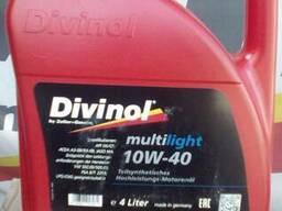 10w40 Divinol (кан 4л)