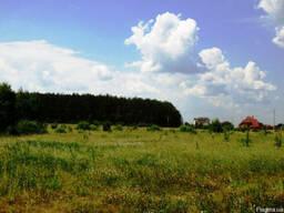 11 га под строительство, Березовка, Киев 17 км, возле леса,