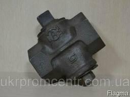 11Ч3БК кран пробковый проходной натяжной