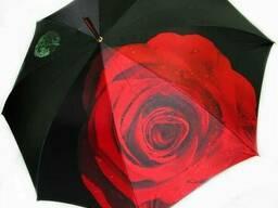 12021-4 Зонт-трость Doppler 12021-4 полуавтомат Роза