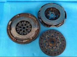 123103272R сцепление, демфер, диск, корзина Mercedes W176.