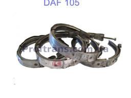 1452973 Хомут выхлопной трубы Daf XF 105 Даф ХФ 105