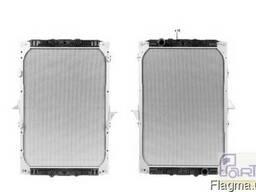 1326966 Радиатор, охлаждение двигател основной DAF XF