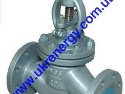 15c22нж; - клапан (вентиль) запорный сальниковый фланцевый