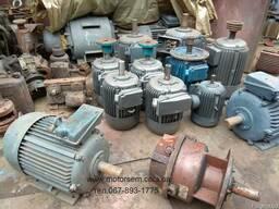15квт Электродвигатели 18, 5 кВт Цена Фото 11 квт; 22кВт и др