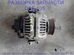 1626130, 0124555018 Генератор Daf XF 105 28V 80AMP 1976291