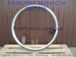 1669753 Диффузор вентилятора Daf XF 105 Даф ХФ 105