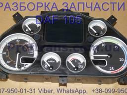 1743497 Щиток приборов Daf XF 105 Даф ХФ 105 1554. 04051201