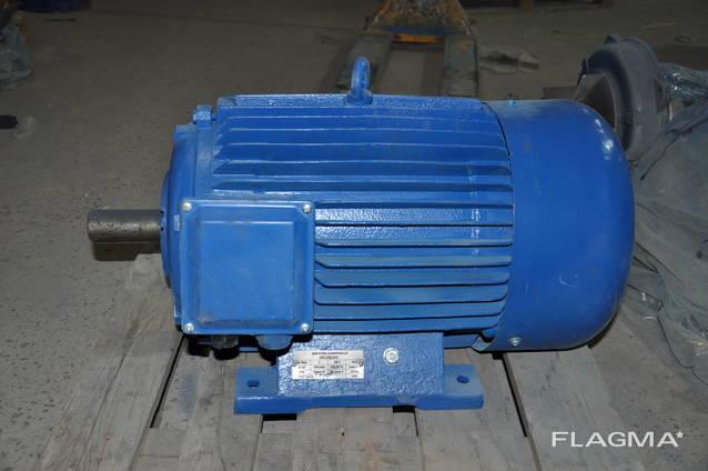 Электродвигатель електродвигун АИР200L6 22квт 1000об