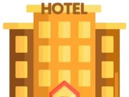 """1C:Підприємство """"Управление базой отдыха, гостиничным ко. . ."""