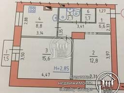 2-х комнатная квартира сталинка с ремонтом на Артеме, р-н Олимпа (2/4эт)