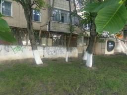 2 комнатная квартира Днепропетровская дорога, фасадная