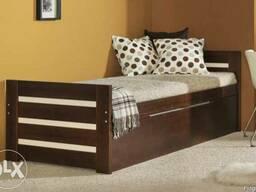 Дворівневі ліжка з бука - натуральні та безпечні