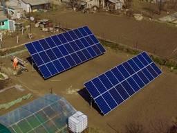 20 кВт Солнечная электростанция Зеленый тариф