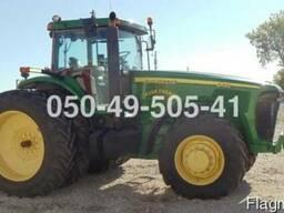 2004 г 3777 мч трактор Джон Дир John Deere 8420 из США - фото 2