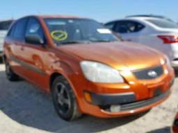2006 Kia Rio 5, 1.6L 4, 302334 км, Хэтчбек Orange