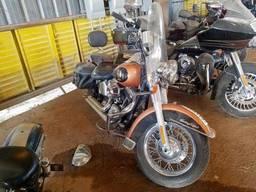 2008 Harley-Davidson Flstc 105t, 2, 63913 км, Road/str. ..