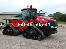 2013 г. Трактор гусеничный Case IH Steiger 500 QuadTrac б/у