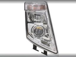 21323113 Volvo корпус фары главного света с диодами, под Xen