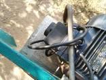 220в Паркето шлифовальная машина Сапожек со401 - фото 4