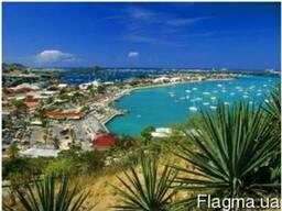 24. 04 - 09. 05. 17 Парусная регата по следам карибских пиратов
