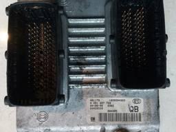 блок управления двигателем 24420558 QB 0261207720 24420621 6