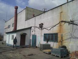 28133 Продажа производственного здания. г. Южный