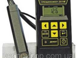 281М трещиномер электропотенциальный