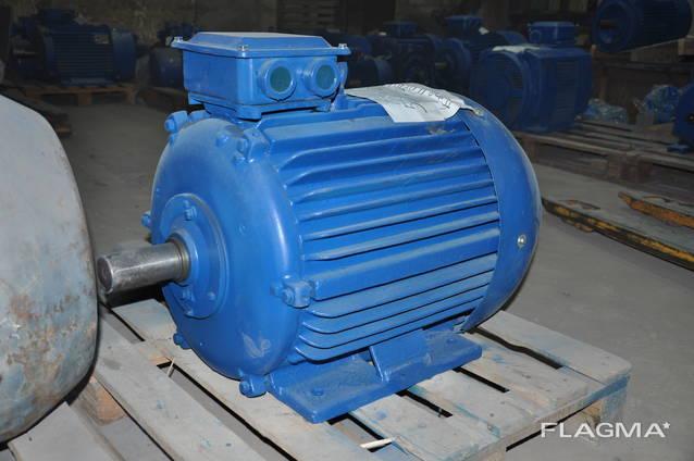 Электродвигатель Електродвигун 4ам225м2 55квт 2940об.
