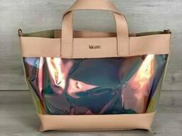 2в1 Перламутровая молодежная сумка Welassie Амира. ..