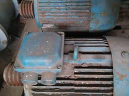 3-х скоростной электродвигатель 4АМ132 и 4-х скоростной ТМ-5