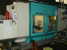 3-к фрезерный станок Deckel Maho DMU50VL