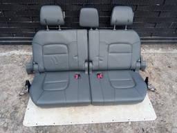 3 ряд сидений тойота ленд крузер 200