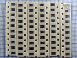 Резисторы SMD 1206 0.25вт (170 номиналов)