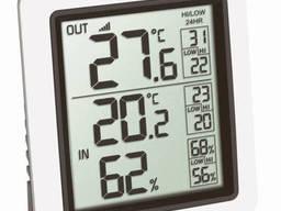 30306502 Термометр цифровой TFA INFO, белый, внешний. ..