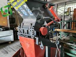 30kW Schredder Рубильная машина дания